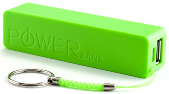 power bankas