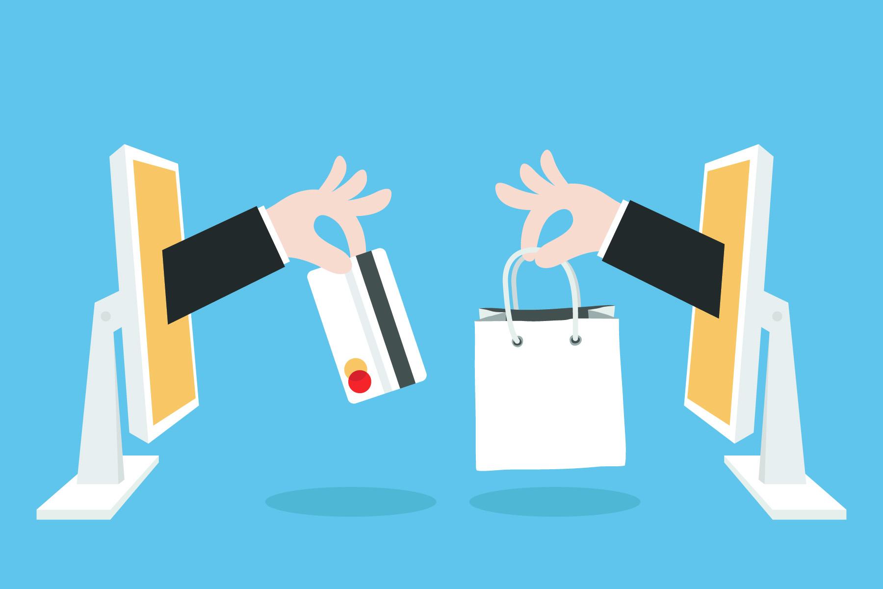 Internetines parduotuves kurimas