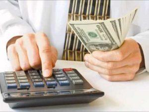 Kredito skaiciuokle