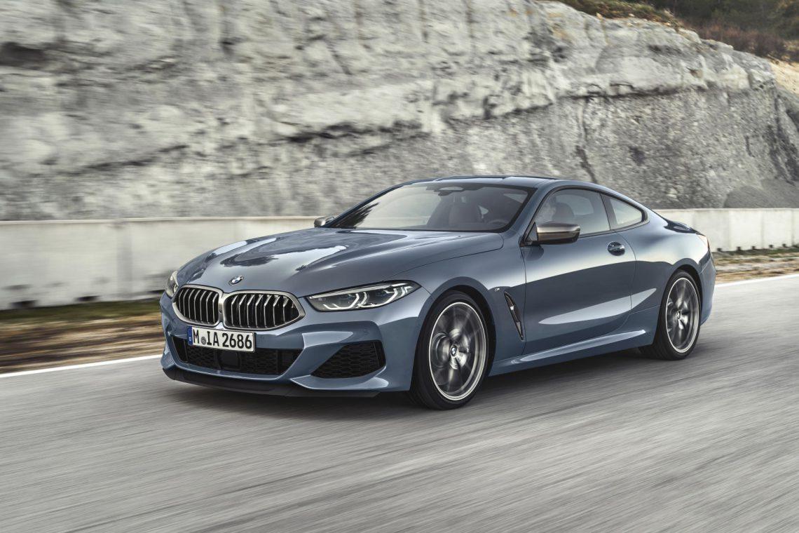 BMW bandomasis vaziavimas