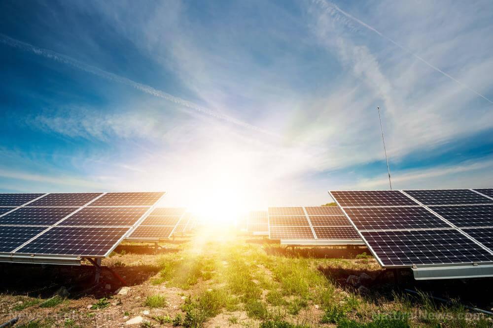 Saules elektrines